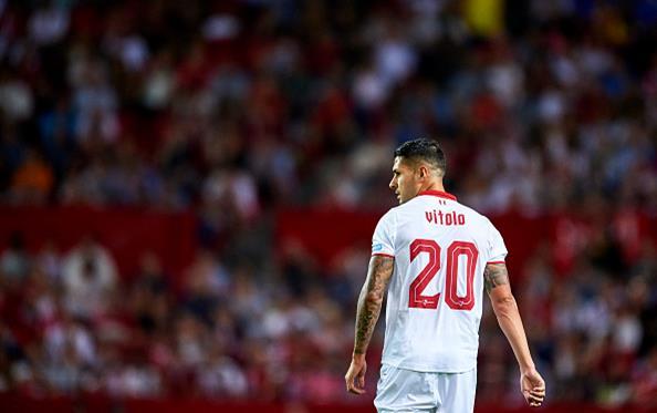 Витоло возвратится в«Атлетико» для восстановления после травмы