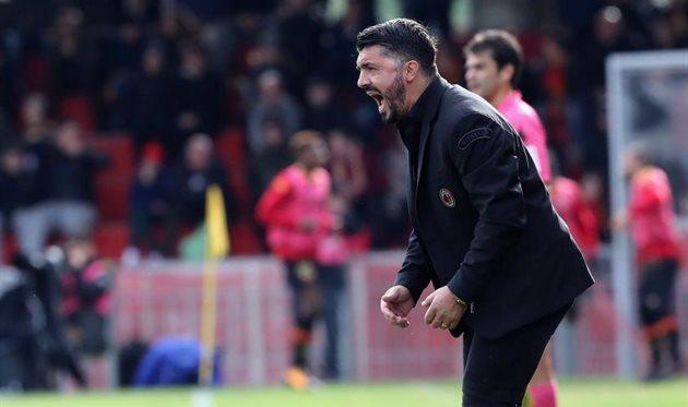 Голкипер «Беневенто» прокомментировал собственный гол «Милану» вматче 15-го тура серии А