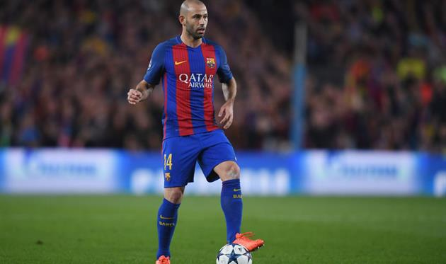 Хавьер Маскерано требует, чтобы «Барселона» выставила его натрансфер?