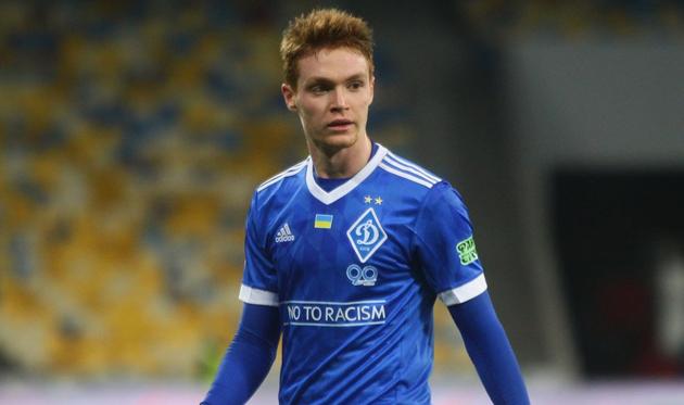 Цыганкова признали лучшим молодым игроком года вУкраинском государстве