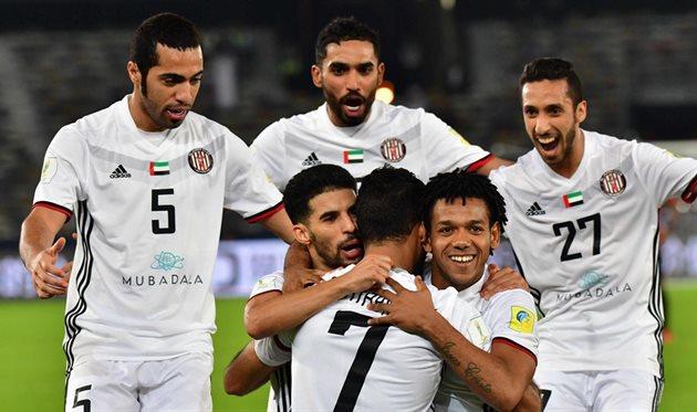 «Аль-Джазира» сБуссуфа сыграет против «Реала» вполуфинале клубного чемпионата мира