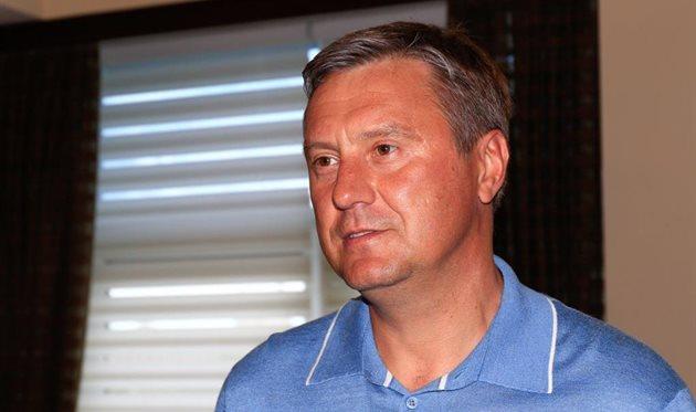 Александр Хацкевич: Крезультатам жеребьевки Лиги Европы отнесся спокойно
