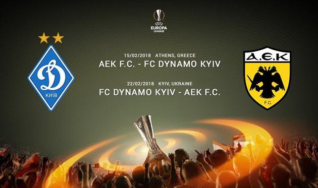 Читатели Football.ua уверены, что Динамо пройдет АЕК в Лиге Европы