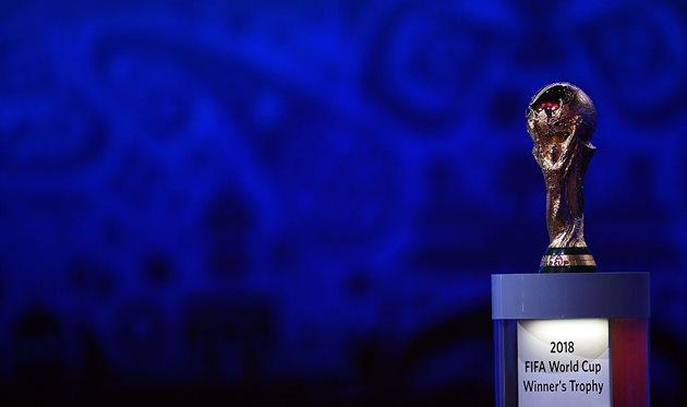 Кубок мира, Фото: Getty Images