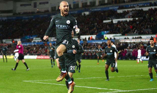 «Манчестер Сити» одержал 15-ю победу кряду