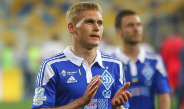 Виталий Буяльский, ФК Динамо