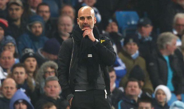 «Манчестер Сити» насвоем поле разгромил «Тоттенхэм»