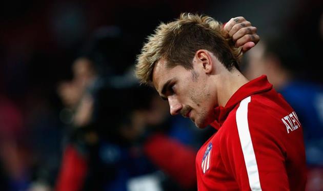 ФИФА получила от«Атлетико» жалобу на«Барселону» запереговоры сАнтуаном Гризманном