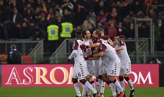 ДиФранческо доволен игрой «Ромы» вматче с«Торино», невзирая напоражение
