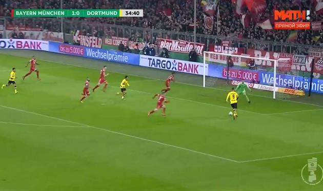 Хайнкес: наэтот момент матч против «Боруссии»— главное событие сезона