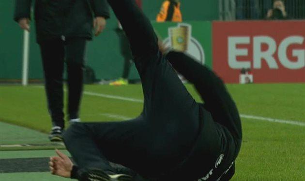 «Бавария» обыграла дортмундскую «Боруссию» ивышла в ¼ кубка Германии