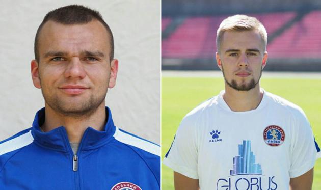 Андрей Жук и Дмитрий Стефлюк, fclviv.com.ua