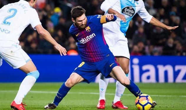 Месси возглавил сотню наилучших футболистов 2017 года поверсии Guardian