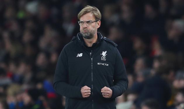 Клопп: задача «Ливерпуля» насезон— попасть вЛигу чемпионов