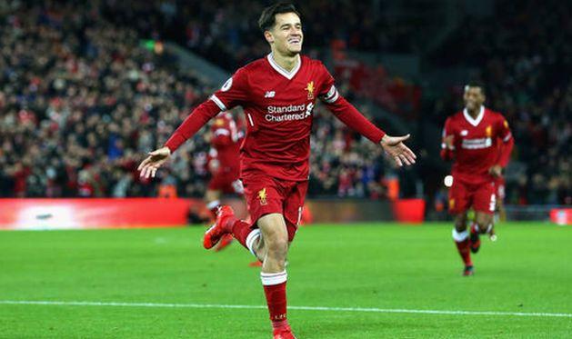 Чемпионат Британии. «Ливерпуль»— «Суонси» 5:0
