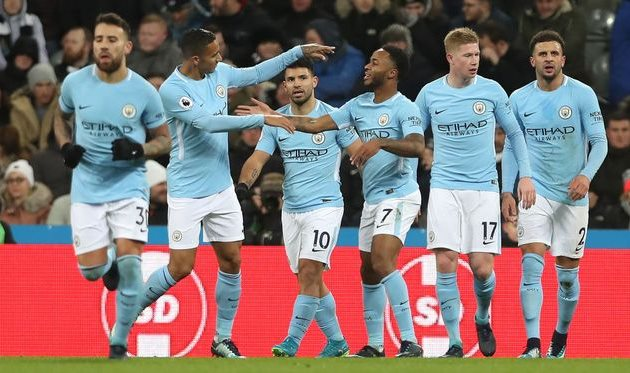 Гол Стерлинга принес «Манчестер Сити» 18-ю победу подряд вчемпионате
