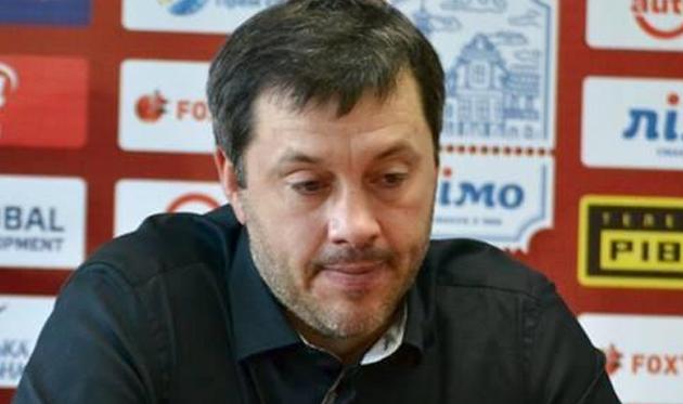 Санжар, Кварцяный иЕвтушенко претенденты напост основного тренера Вереса,