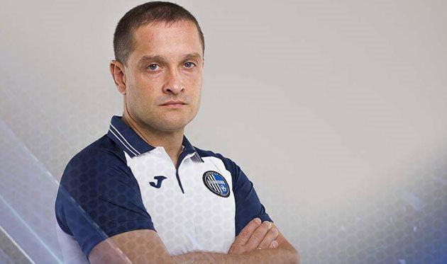 Наставник «Олимпика» признан лучшим тренером УПЛ в 2017-ом году