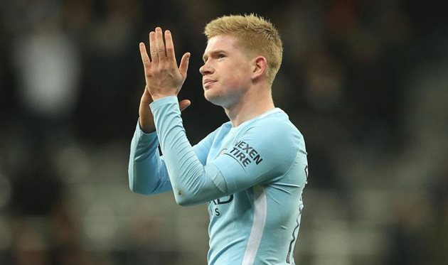 «Манчестер Сити» играет сДНК «Барселоны»