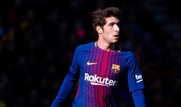 Серхи Роберто может получить пожизненный договор в«Барселоне»