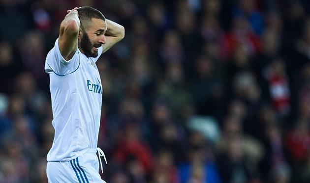 Игрок «Реала» Карим Бензема выбыл изстроя