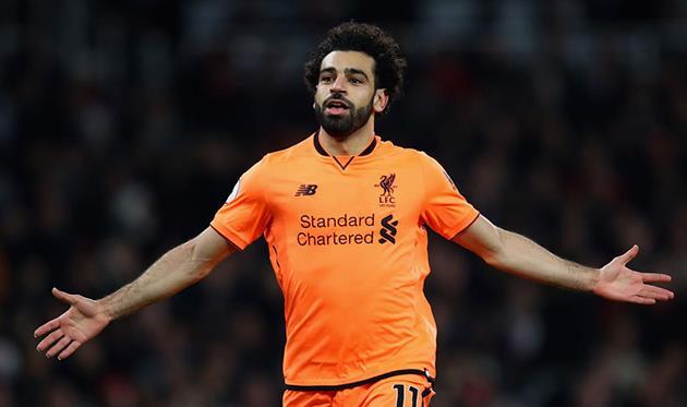 Салах признан лучшим арабским игроком года
