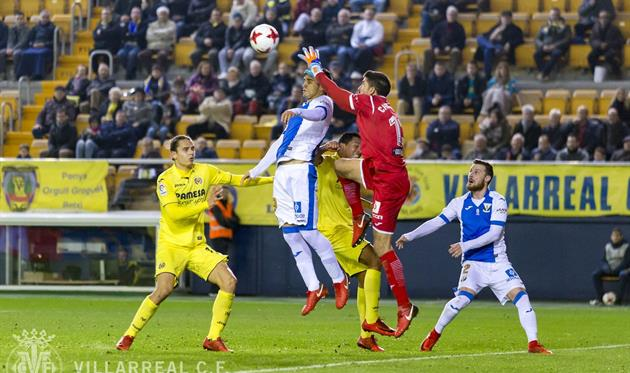 Вильярреал покинул Кубок Испании, фото: twitter.com/VillarrealCF