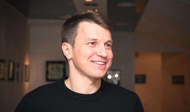 Руслан Ротань рад вернуться в Динамо, фото ФК Динамо