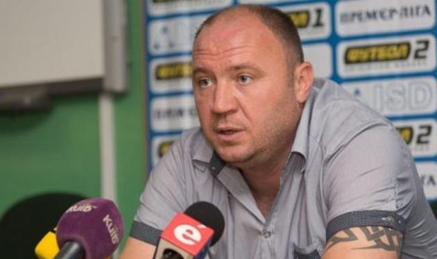 Владимир Пятенко, fcbrovar.obolon.ua