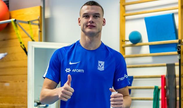 Алексей Хобленко перешел впольский Лех