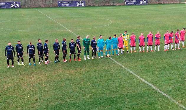 Черноморец — Политехника 0:3 Видео голов и обзор матча