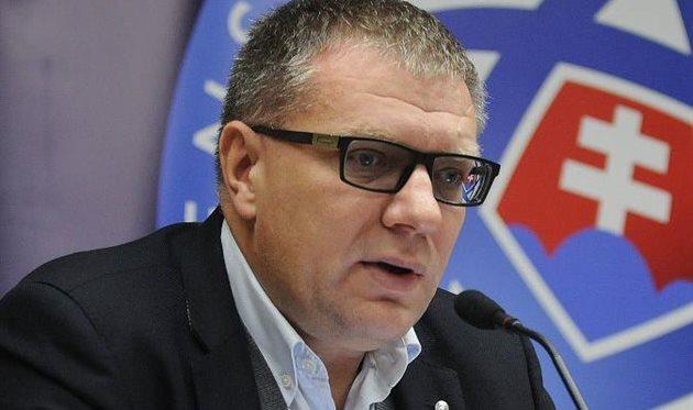 Президент федерации футбола Словакии: Мечтал о других соперниках