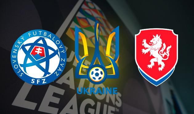 Расписание и результаты матчей сборной Украины в Лиге наций