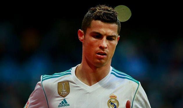 Роналду принял решение остаться в«Реале»