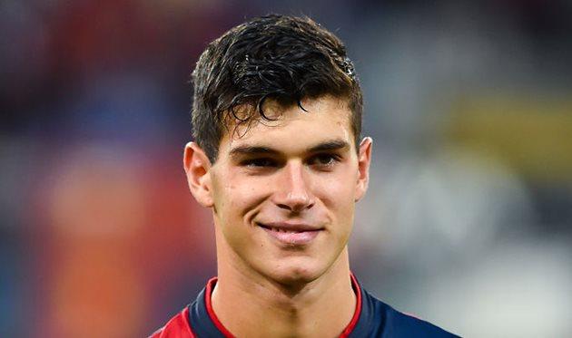 «Ювентус» договорился с«Дженоа» отрансфере 16-летнего нападающего