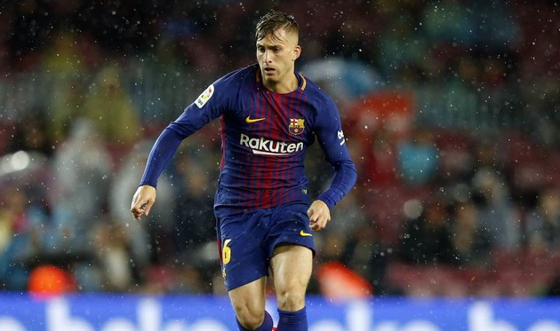«Барселона» отдала футболиста Жерара Деулофеу варенду «Уотфорду»