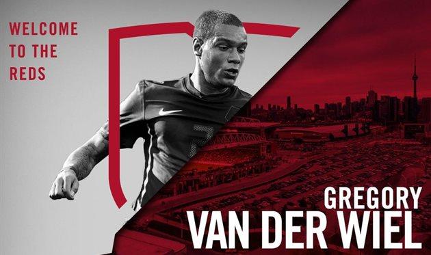 Ван дер Виль может продолжить карьеру в«Торонто»