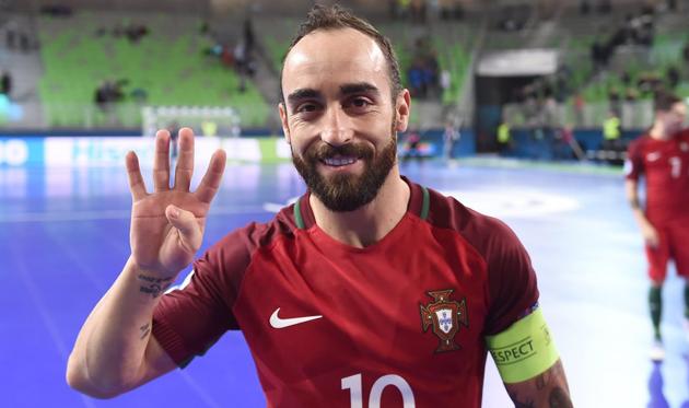 Сборная РФ  уступила Португалии вполуфинале чемпионата Европы