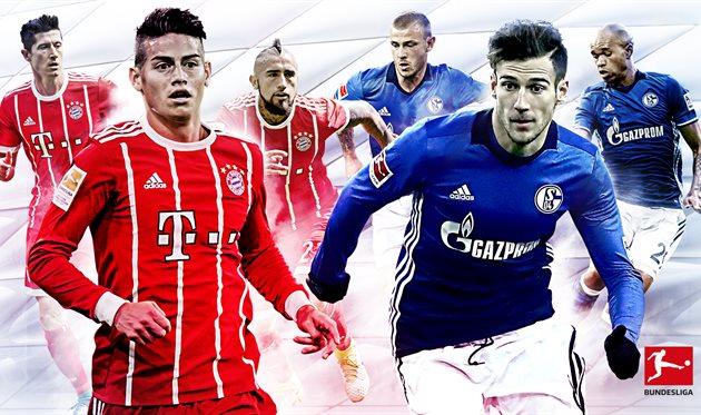 Бавария - Шальке, фото: bundesliga.com