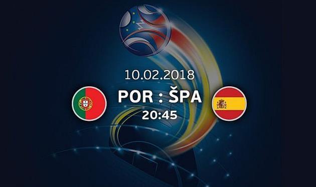 Португалия – Испания, фото: УЕФА