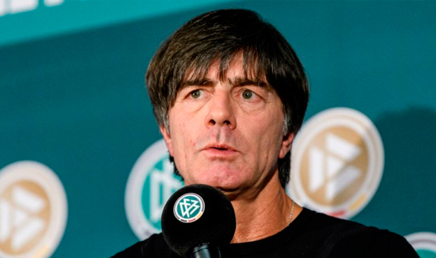 Лев: Бавария? Я в сборной Германии до 2020 года