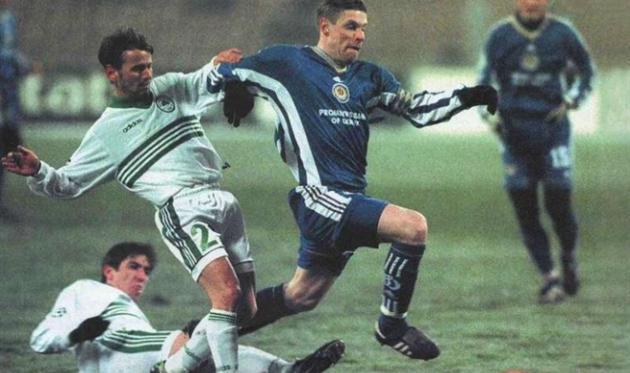 1995. Динамо - Панатинаикос 1:0