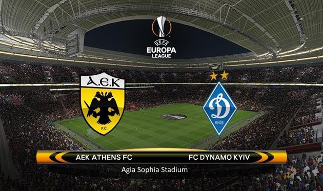 АЕК — Динамо: прогноз букмекеров на матч Лиги Европы