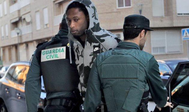Защитник «Вильярреала» Семеду арестован поподозрению впокушении наубийство