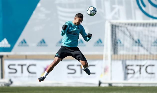 Роналду забил 100-й гол «Реала» вданном сезоне