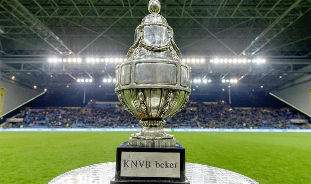 Кубок Нидерландов, knvb.com
