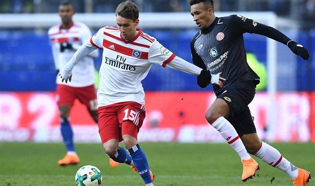 Гамбург - Майнц 0:0, фото ФК Гамбург