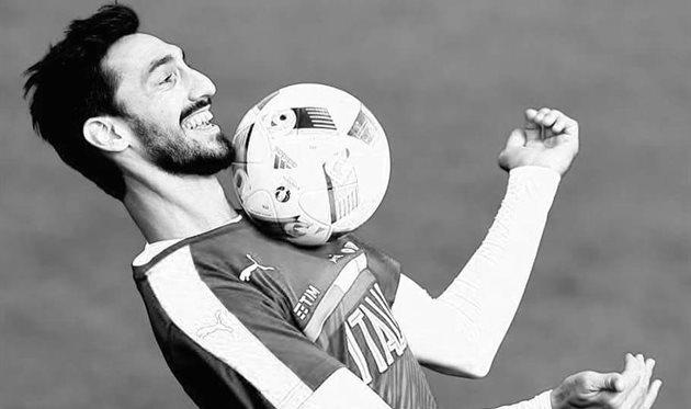 ВИталии состоялось вскрытие тела 31-летнего футболиста Астори