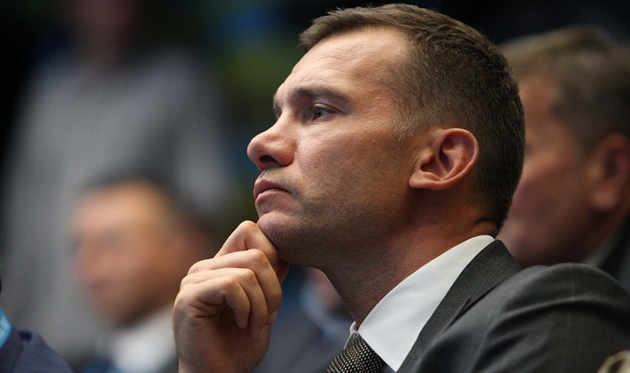 Шевченко вызвал наматчи против Саудовской Аравии иЯпонии 25 игроков