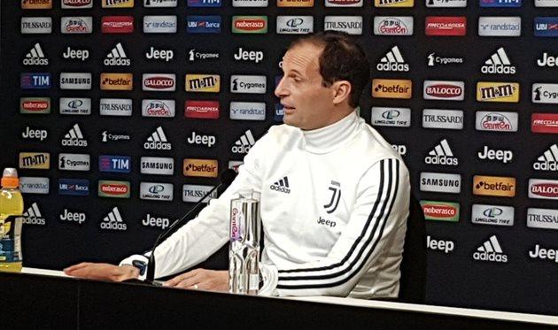 Массимилиано Аллегри, фото ФК Ювентус